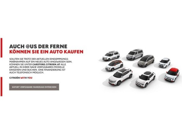 Online-Selling bei der Groupe PSA