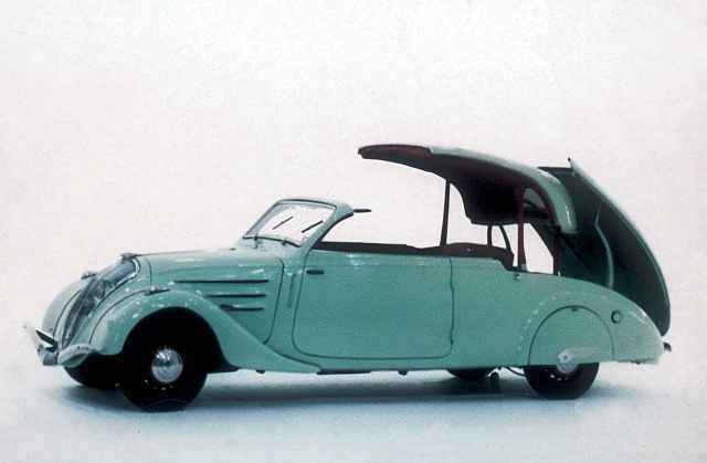 Peugeot 402 eclipse 1930