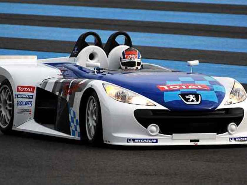 Peugeot 207 spider cup
