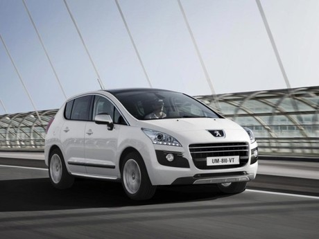 Peugeot 3008 Hybrid4 Limited Edition