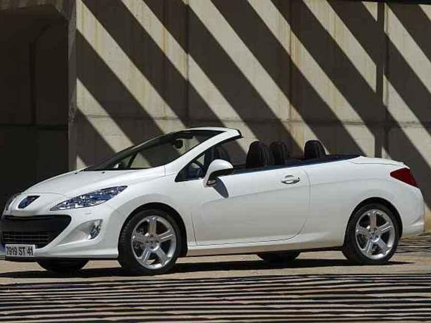 das neue peugeot 308 cc - coupé-cabrio ::: auto-motor.at :::