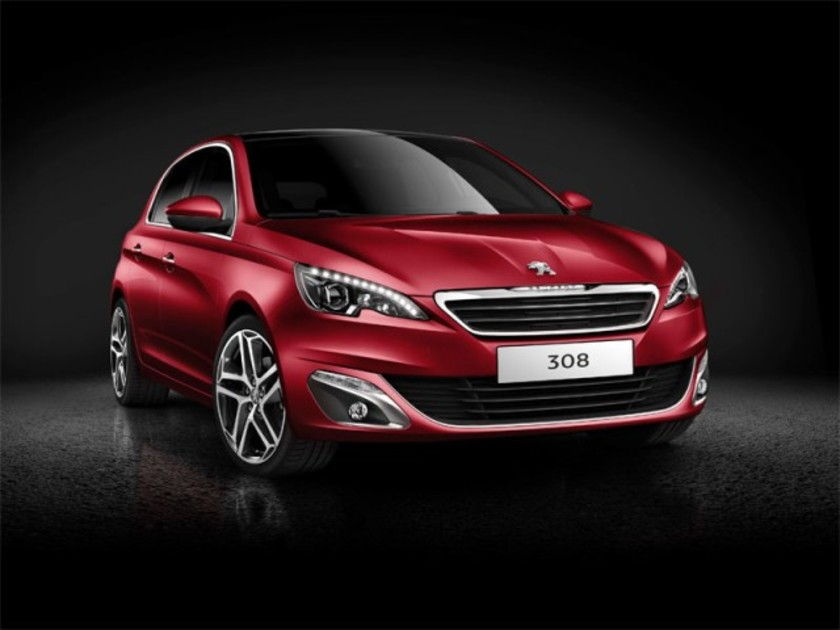 Peugeot 308 ist car of the year 2014 001