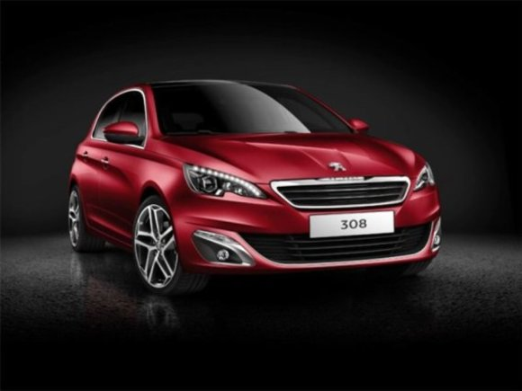 Peugeot 308 ist Car of the Year