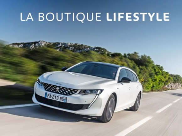 Peugeot 508 SW Lifestyle Produkte