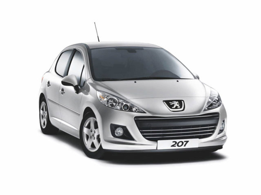 Peugeot 207 oe3 edition