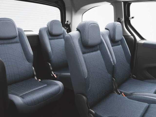 peugeot partner tepee jetzt auch mit sieben sitzen auto. Black Bedroom Furniture Sets. Home Design Ideas