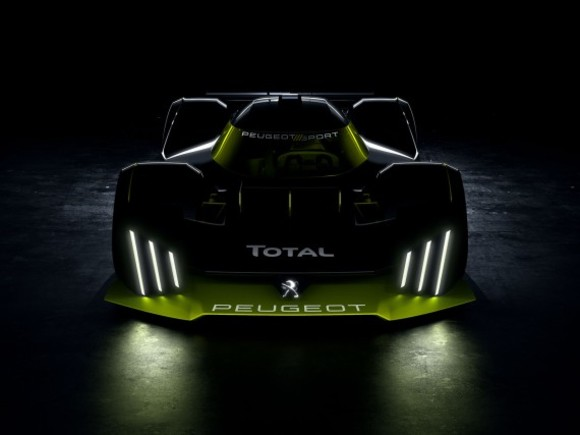 "Peugeot und Total entwickeln neues ""Le Mans Hypercar"""