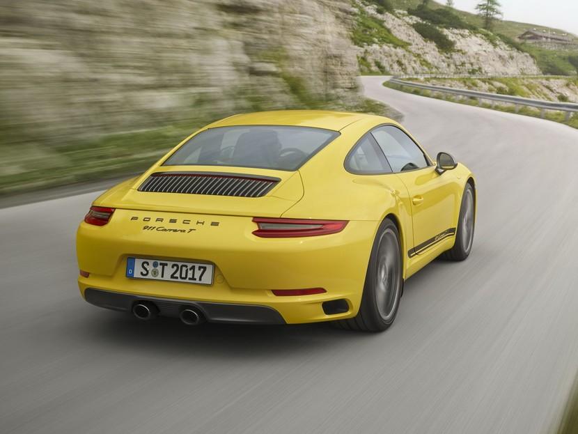Neu: Porsche 911 Carrera T ::: auto-motor.at :::