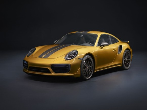 Neu: Porsche 911 Turbo S Exclusive Series