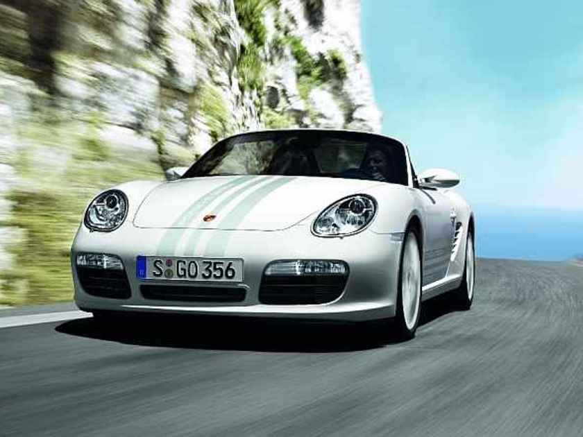 sondermodell porsche boxster und cayman auto. Black Bedroom Furniture Sets. Home Design Ideas