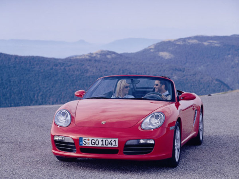 Boxster 2007