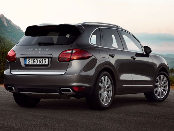 foto neu porsche cayenne s diesel vom artikel der. Black Bedroom Furniture Sets. Home Design Ideas