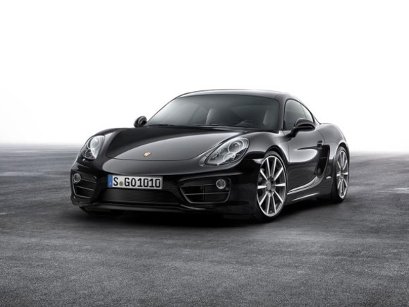 Neu: Porsche Cayman Black Edition