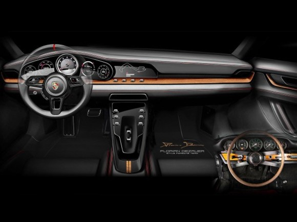 Porsche Heritage Design Strategie
