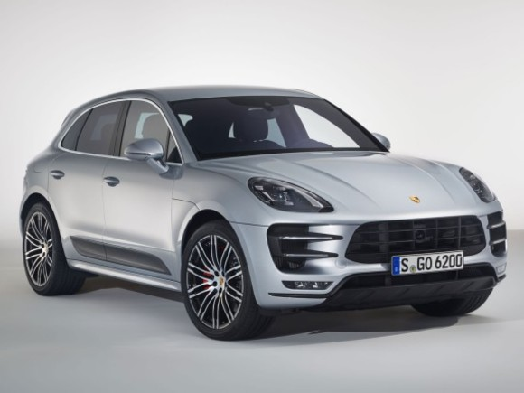 Neu: Porsche Macan Turbo mit Performance Paket