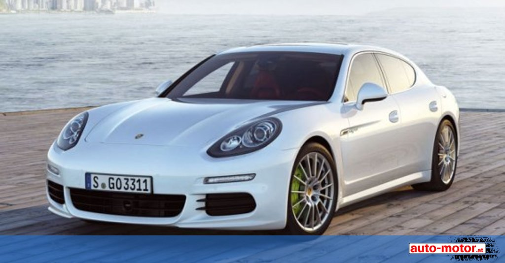 porsche panamera s e hybrid auto. Black Bedroom Furniture Sets. Home Design Ideas