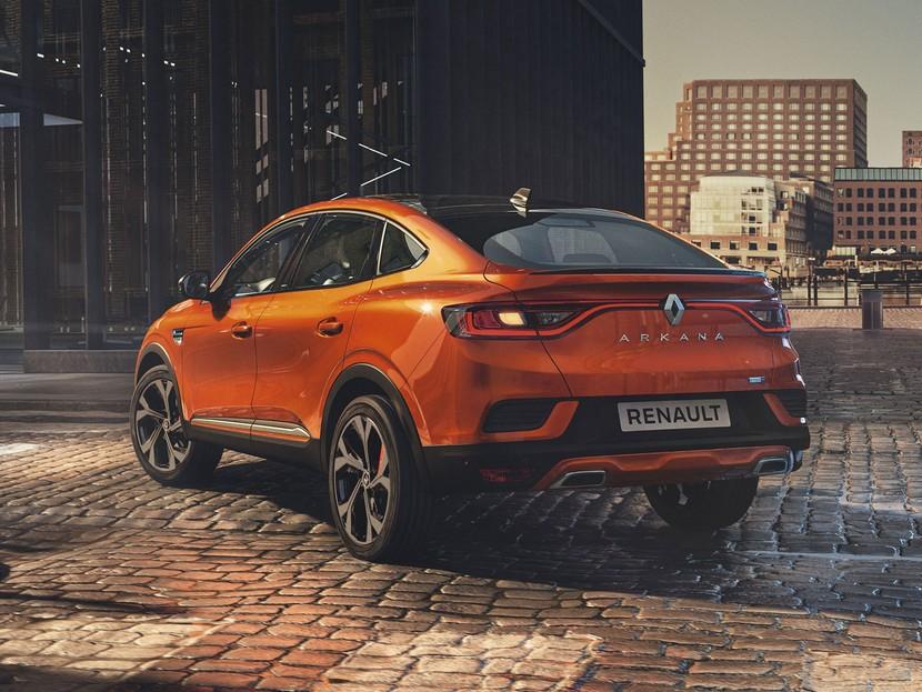 Renault Werbung 2021
