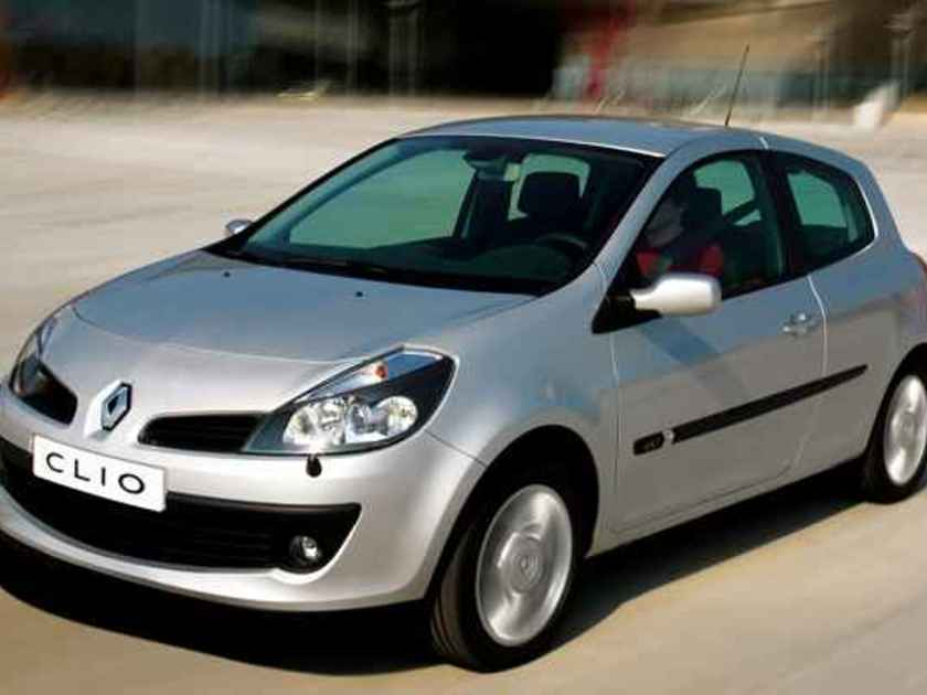Renault Clio Modell 2008