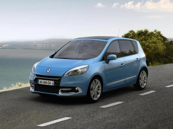 Facelift fuer renault scenic grand scenic 007