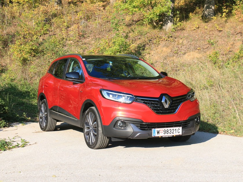 renault kadjar 130 ps benziner jetzt auch mit automatik. Black Bedroom Furniture Sets. Home Design Ideas