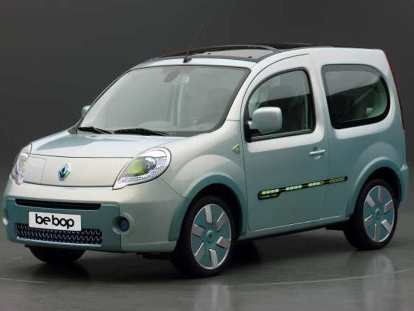 renault elektroauto kangoo be bop z e auto. Black Bedroom Furniture Sets. Home Design Ideas