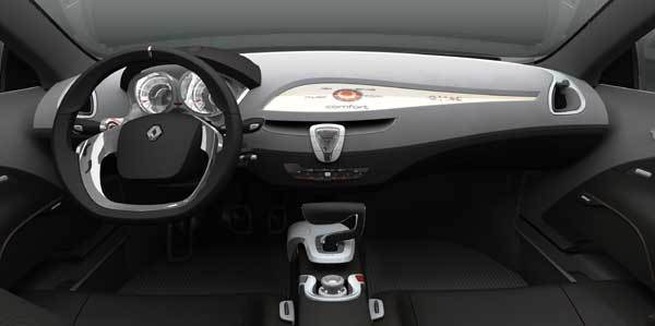 Renault laguna coupe concept in