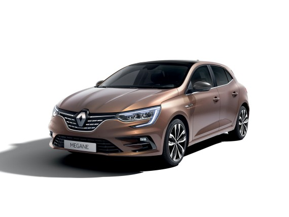 Facelift für den Renault Megane; Bildquelle: Renault Marketing 3D Commerce