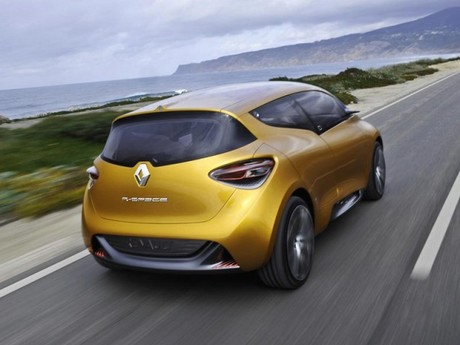 Genf 2011: Renault R-Space Concept