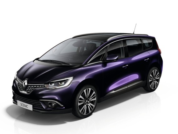 Neu: Renault Scenic und Grand Scenic Initiale Paris; Bildquelle: Renault Marketing 3D-Commerce