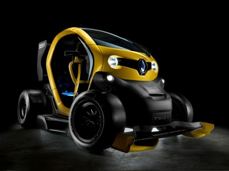 Concept car twizy renault sport f1 001