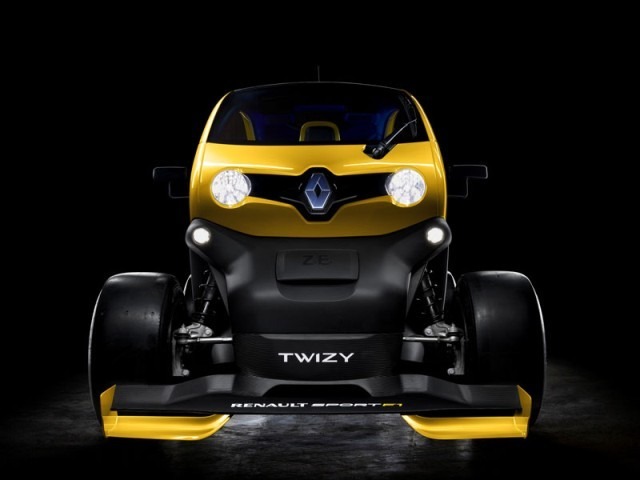 Concept car twizy renault sport f1 004