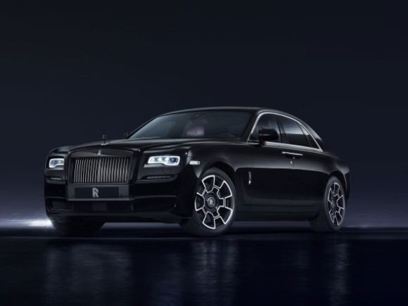 Premiere für die Rolls Royce Black Badge Edition