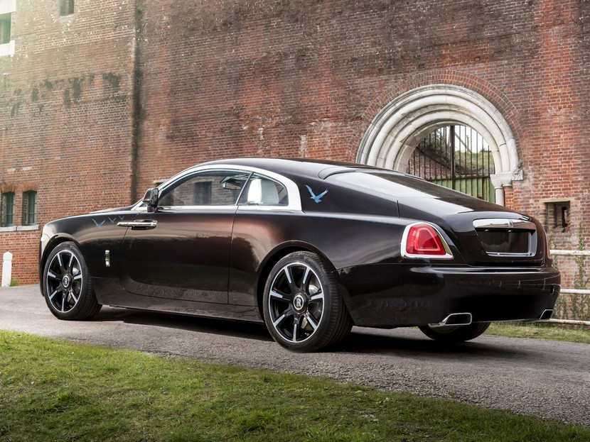 Neue rolls royce wraith inspired by british music modelle 002