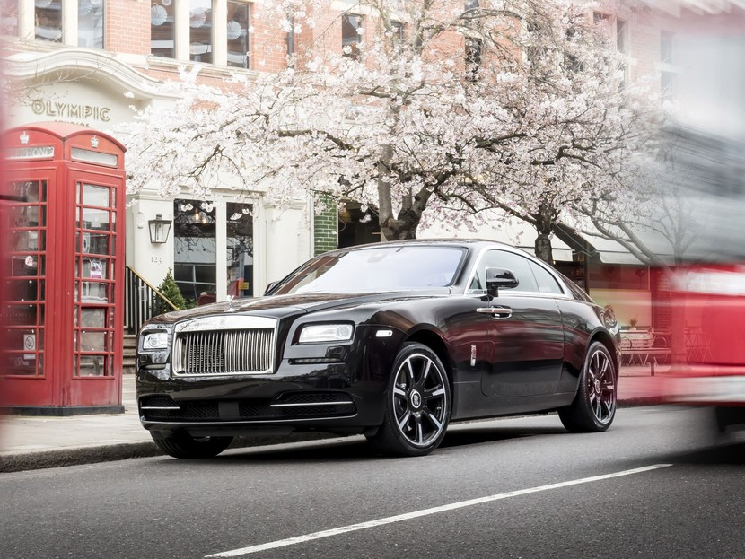 Neue rolls royce wraith inspired by british music modelle 004
