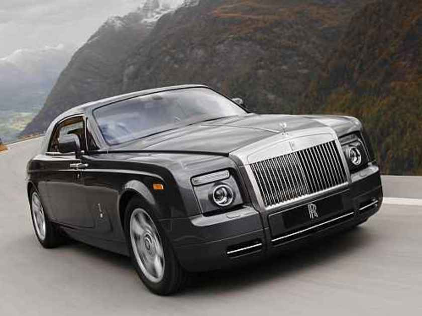 Rolls royce 101ex coupe genf