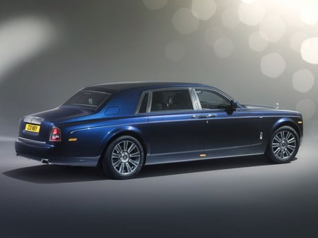Rolls Royce Phantom Limelight