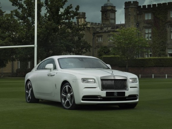 Neue Rolls Royce Wraith Sonderedition