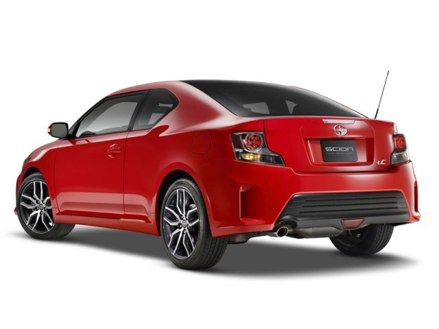 Facelift fuer scion tc 002