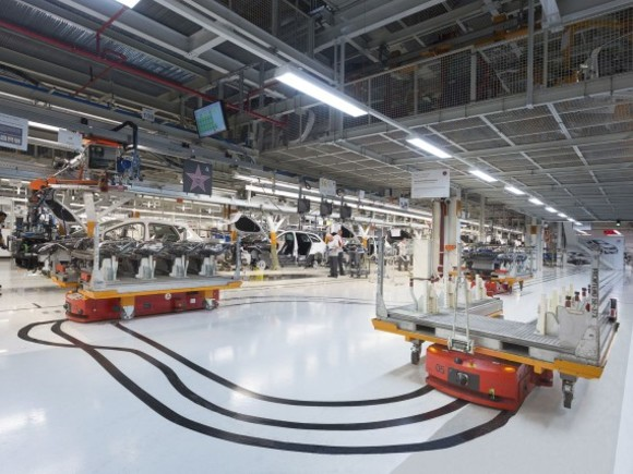 Industrie 4.0 bei Seat