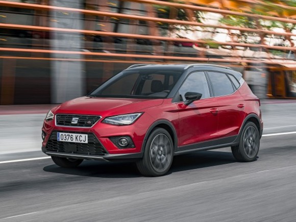 Red Dot Award für den Seat Arona