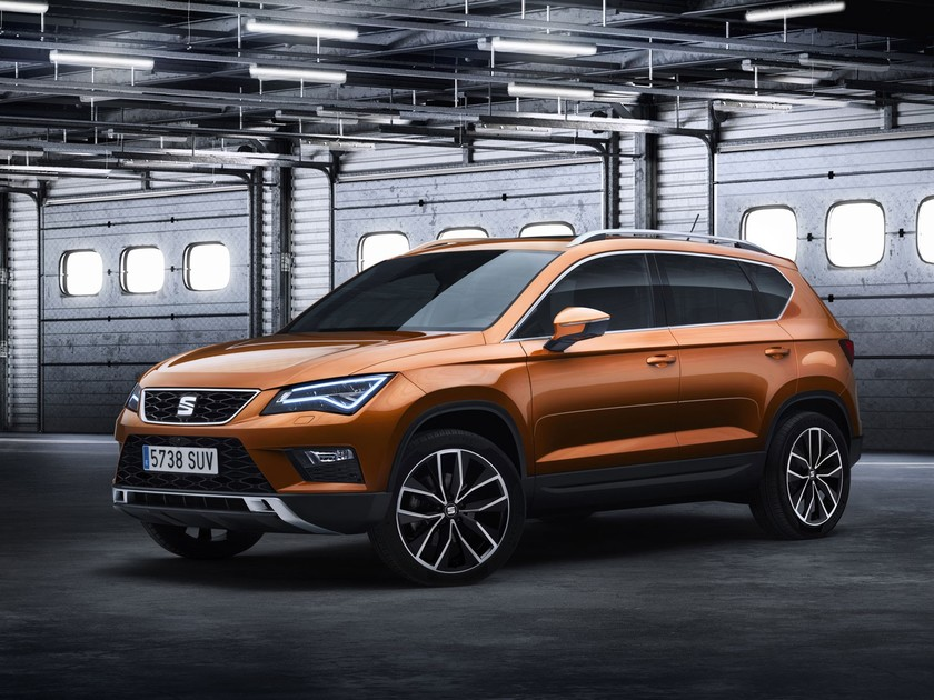 Premiere fuer seat ateca 001