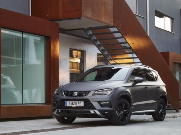 Limited Edition: Seat Ateca Stealth