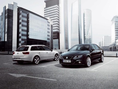 Facelift fuer seat exeo 001