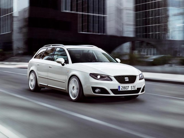 Facelift fuer seat exeo 002