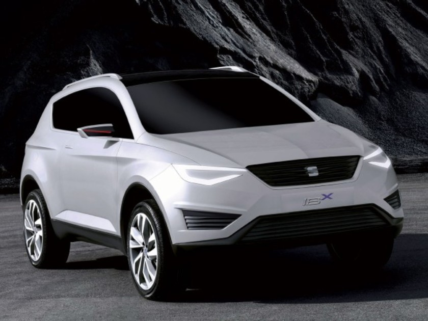 Genf 2011: Seat IBX Concept