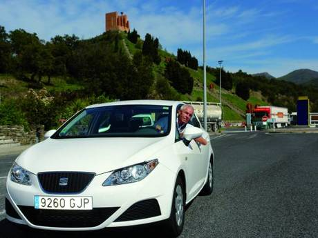 Seat ibiza ecomotive test 2009 1