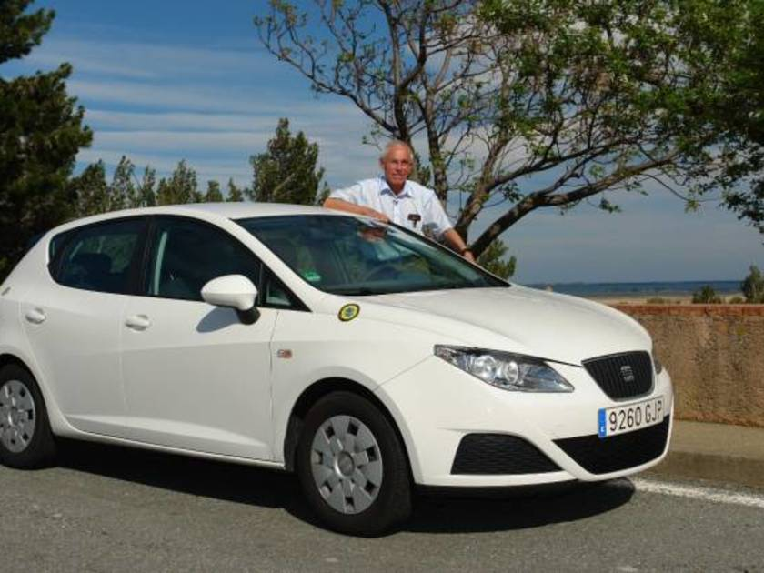 Seat ibiza ecomotive test 2009