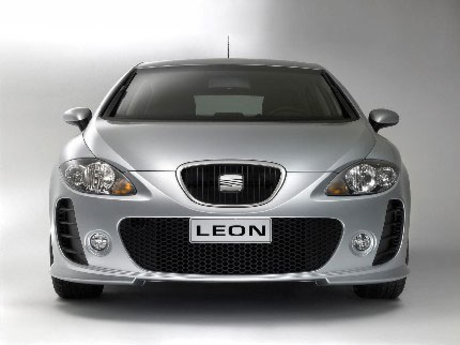 Leon body kit vorne