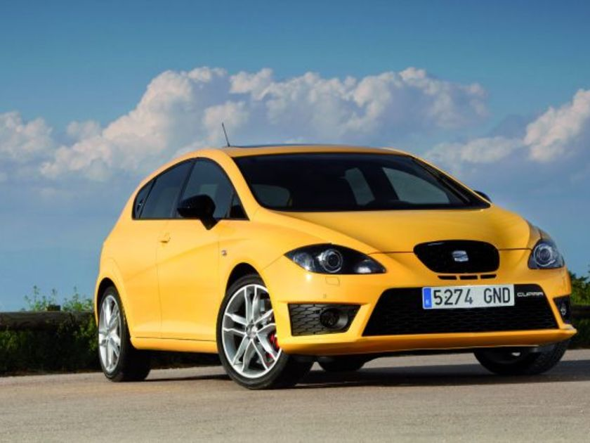 seat leon cupra preis und informationen auto. Black Bedroom Furniture Sets. Home Design Ideas