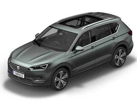 Seat Tarraco Assistenzsysteme